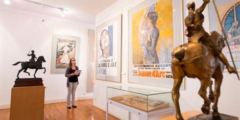 image - MUSEUM JOHANNA VON ORLEANS