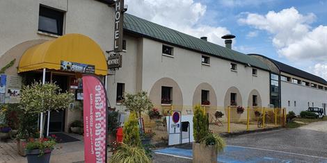 image - HOTEL DE LA GARE
