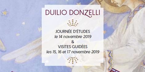 image - JOURNÉE D'ÉTUDES DUILIO DONZELLI