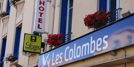 image - HOTEL LES COLOMBES
