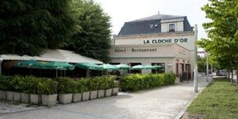 image - HOTEL RESTAURANT LA CLOCHE D'OR