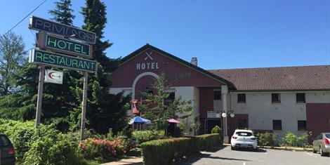 image - HOTEL RESTAURANT LE PRIVILEGE