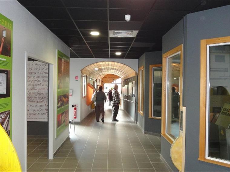 Galerie de visite