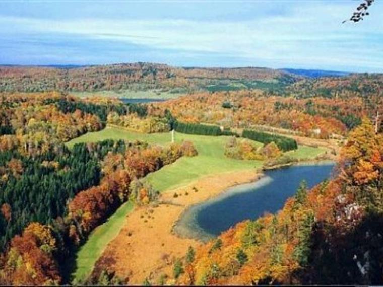 Belvédère des 4 lacs à l'automne