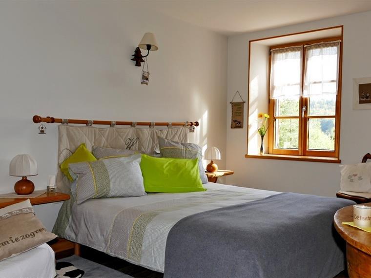 Mamiezogreen - chambre 1